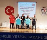 MEHMET KAYA - Tekirdağ'da Amatör Spor Kulüplerine Spor Malzemesi Dağıtıldı