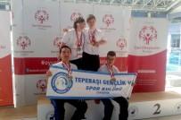 YÜZME - Tepebaşı Gençlik Ve Spor Kulübü Sporcularından Büyük Başarı