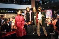 SİNAN AKÇIL - Trabzon'da Moda Rüzgarı Esti