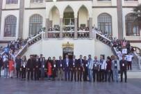 TIP TARİHİ MÜZESİ - Vali Güvençer Konuk Öğrencileri Memleketlerine Uğurladı