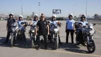 MOTORİZE EKİP - Yeni Motorize Ekiplerin Eğitimi Tamamlandı