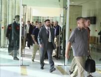 DıŞIŞLERI BAKANLıĞı - ABD Dışişleri Bakanlığı heyeti Ankara'da