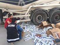 NARKOTIK - Adıyaman'da Terör Örgütü PKK'nın Finans Kaynağına Darbe