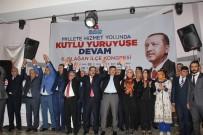 REŞAT PETEK - AK Parti Bucak'ta Kongre Heyecanı