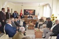 AK Parti'den Kırıkkale'nin İlçelerinde Temayül Yoklaması