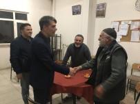 BILECIK MERKEZ - AK Parti Merkez İlçe Teşkilatından Köy Ziyaretleri