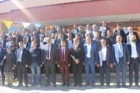 ŞÜKRÜ BALCı - AK Parti Tutak İlçe Teşkilatı 6. Olağan Kongresi Gerçekleştirildi