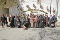 SOMUNCU BABA - Akçakayalılar Somuncu Baba'yı Ziyaret Etti