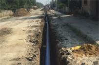 KANALİZASYON - Alt Yapı Yatırımları 15 Kasım Tarihine Kadar Yapılacak