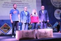 KAPANIŞ TÖRENİ - Amatör Spor Haftası Ödül Töreni İle Sona Erdi