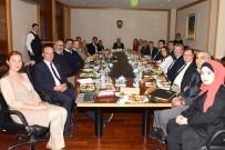 ESKIŞEHIR OSMANGAZI ÜNIVERSITESI - Anadolu Üniversitesi '2019-2023 Stratejik Planı' Hazırlık Çalışmaları Kapsamında Paydaşlarıyla Bir Araya Geldi