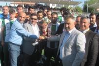 EMNİYET AMİRLİĞİ - Araban Belediyespor Açıklaması 4 - Elazığ Yolspor Açıklaması 0