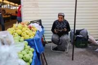 ORHAN KEMAL - Armut Kasasının Altına Serdiği Gazeteleri Okuyarak Kadın Çiftçiler Şampiyonu Oldu