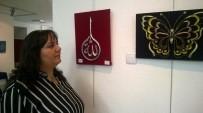 AYDıN DEVLET HASTANESI - Aydın'da 'Tellerin Dansı' El Sanatı Sergisi İlgi Gördü