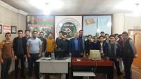 Azerbaycan'lı Öğrencilerden Asimder'e Ziyaret