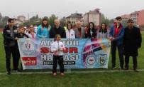 ÖDÜL TÖRENİ - Bartın'da Yılın Sporcuları Ödüllendirildi