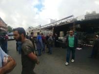 GÜVENLİK ÖNLEMİ - Başakşehir'de Tamir Halindeki Mazot Tankı Patladı