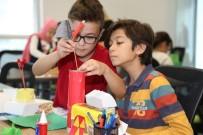 BAŞAKŞEHİR BELEDİYESİ - Başakşehirli Çocuklar Sürdürülebilir Şehir Tasarladı