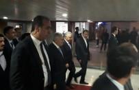ANKARA VALİSİ - Başbakan Yıldırım, Baykal'ı Hastanede Ziyaret Etti