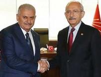 BAŞBAKAN - Başbakan Yıldırım, Kılıçdaroğlu ile görüşecek