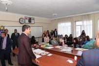 ÖĞRETMENLER - Başkan Asya'dan Okul Ziyareti