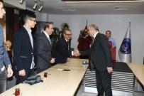 HOLLANDA - Başkan Çelik, Hollanda Kayserililer Vakfı Yöneticileri Ve Hollanda'dan Gelen Gençlerle Bir Araya Geldi