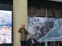 BALIK FESTİVALİ - Başkan Hasan Akgün, Roman Vatandaşlara Yerinde Kentsel Dönüşümü Anlattı