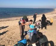 KAÇAK GÖÇMEN - Bin Dolarlık Umuda Yolculuk Çanakkale'de Son Buldu