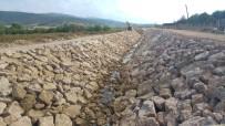 BOĞAZKÖY - Boğazköy Barajı'nda Sulama Başlıyor