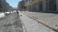 Burhaniye'de Kuvayi Milliye Bulvarı Işıl Işıl Olacaj