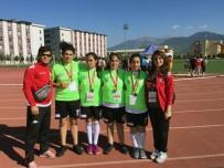 YÜZME - Büyükşehirin Özel Sporcuları Özel Olimpiyat Oyunlarına Katıldı