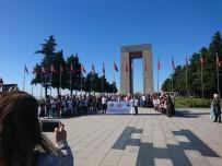 Çanakkale'ye Giden Bahçesaraylı Öğrenciler İlçeye Döndü