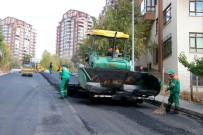 ÇANKAYA BELEDIYESI - Çankaya'da Asfaltsız Sokak Kalmayacak