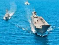 SÜPER GÜÇ - CHP'liler uçak gemisine de karşı
