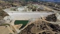 ÇıNARLıK - Demirci'de Bin 490 Dekar Zirai Arazi Suya Kavuşuyor
