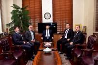 YUSUF ZIYA YıLMAZ - Diyarbakır Valisi Güzeloğlu Açıklaması 'Samsun'u Çok Özledim'