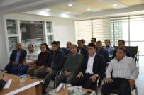 BAŞÖRTÜSÜ - Eğitim-Bir-Sen'den İstişare Toplantısı