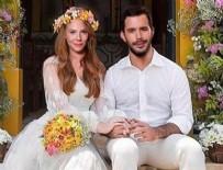 BARIŞ ARDUÇ - Elçin Sangu ve Barış Arduç'a photoshop düğünü