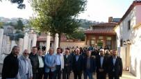 BILAL DOĞAN - Emir Sultan Türbesinde 92 Yıl Sonra İlk Namaz