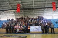 FEDERASYON BAŞKANI - Erzincan'da Amatör Spor Haftası Tamamlandı