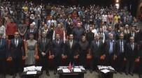 GAZIANTEP ÜNIVERSITESI - Gaziantep'te Erasmus Plus'un 30 Yılın Hikayesi Anlatıldı