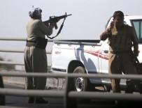 PKK'lı teröristler Kerkük'te devrede
