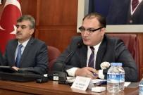 BAHÇECIK - Gümüşhane'de İl Koordinasyon Kurulu Toplantısı Yapıldı