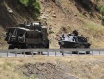 Çukurca'dan acı haber: 2 asker şehit