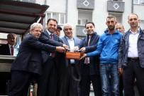ORHAN AKTÜRK - Halil İbrahim Atmaca Kültür Merkezi'nin Temeli Törenle Atıldı