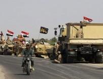 Irak ordusu Kerkük havaalanını ele geçirdi