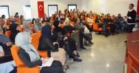 HAREKETSİZLİK - İzmit Belediyesi'nde Sağlıklı Beslenme Eğitimi Verildi