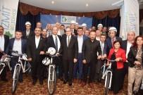NEVZAT DOĞAN - İzmitli Muhtarlar Göreve Bisikletle Gidecek