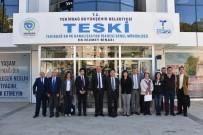 İLLER BANKASı - JICA Heyetinden TESKİ'ye Övgü