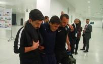 BURSASPOR - Josue Gözyaşları İçinde Stadyumdan Ayırıldı